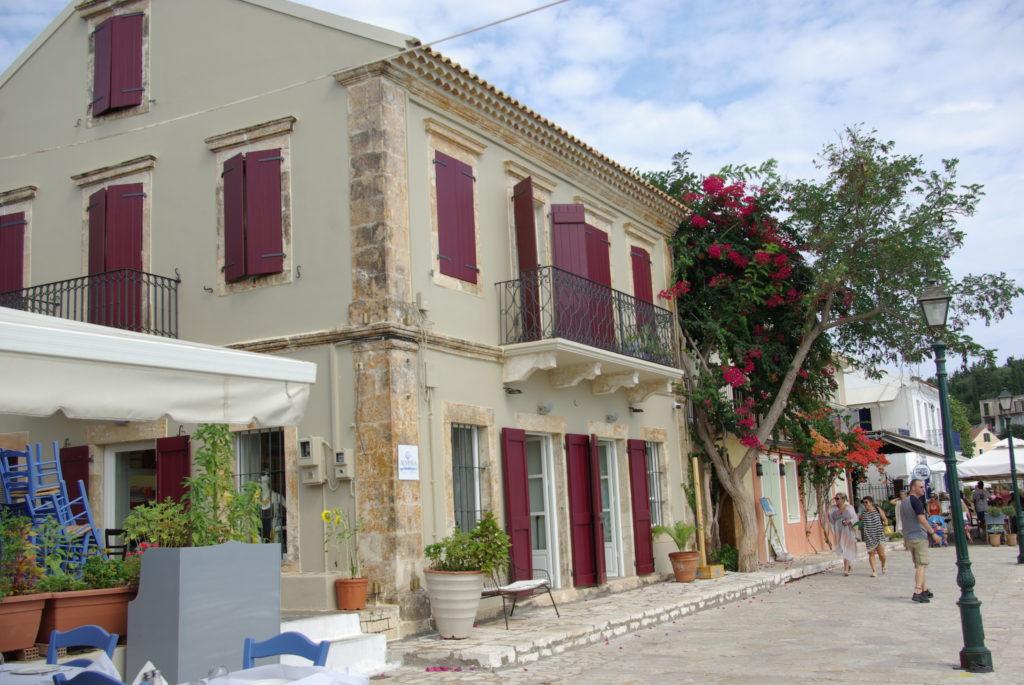 le village d'Assos
